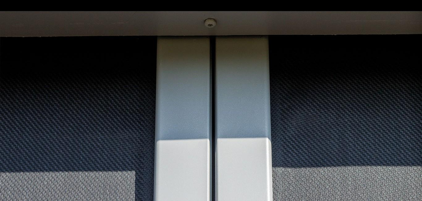 Cortina Ultimate Screen - Hunter Douglas - área externa