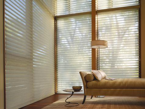 Cortina Silhouette® - Hunter Douglas -  Home office